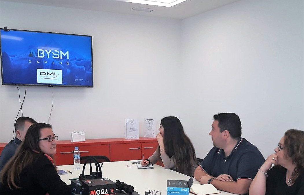 Sesiones formativas de ABYSM al equipo comercial de DMI