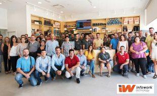 Infowork Technology, tu Mayorista de confianza, celebra el 15º Aniversario