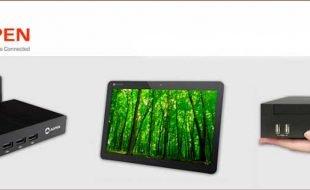 MCR añade a su catálogo de producto las soluciones para entornos profesionales de AOPEN