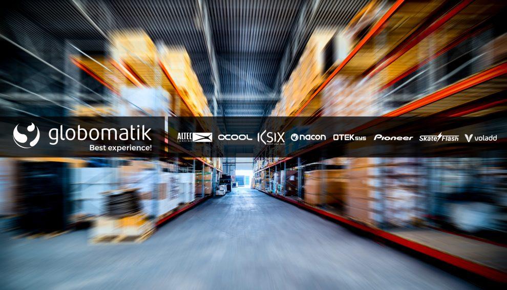 Globomatik, incorpora 8 marcas nuevas a su portfolio