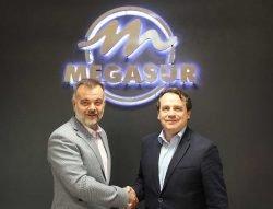 Megasur cierra nuevos acuerdos con Toshiba