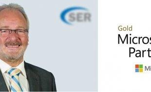 La compañía SER renueva su certificación como Gold Partner de Microsoft por undécimo año consecutivo