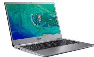 Acer Swift 5: el portátil de 15 pulgadas más ligero del mundo