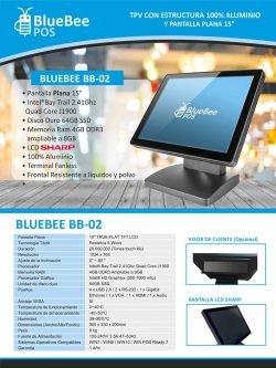 BlueBee sorprende con su nuevo modelo BB02