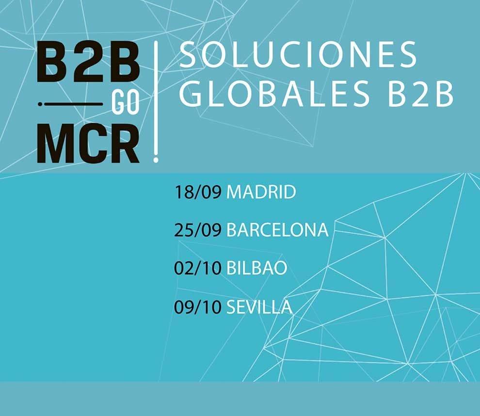 MCR organiza sus primeras jornadas B2B para mostrar lo último en soluciones profesionales