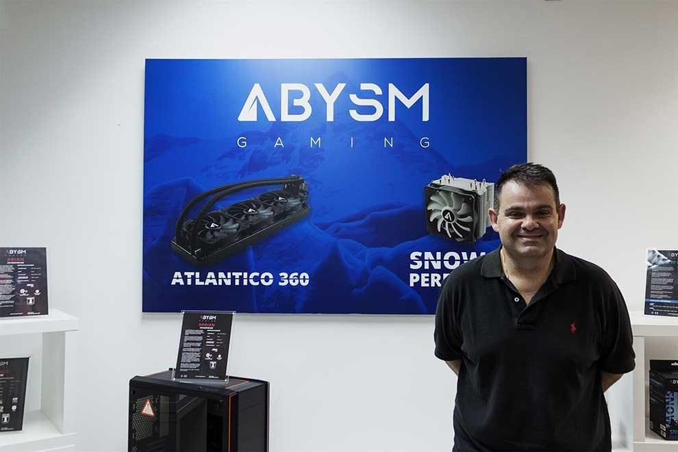 Santos Esteban se incorpora a Abysm Gaming como Director Comercial