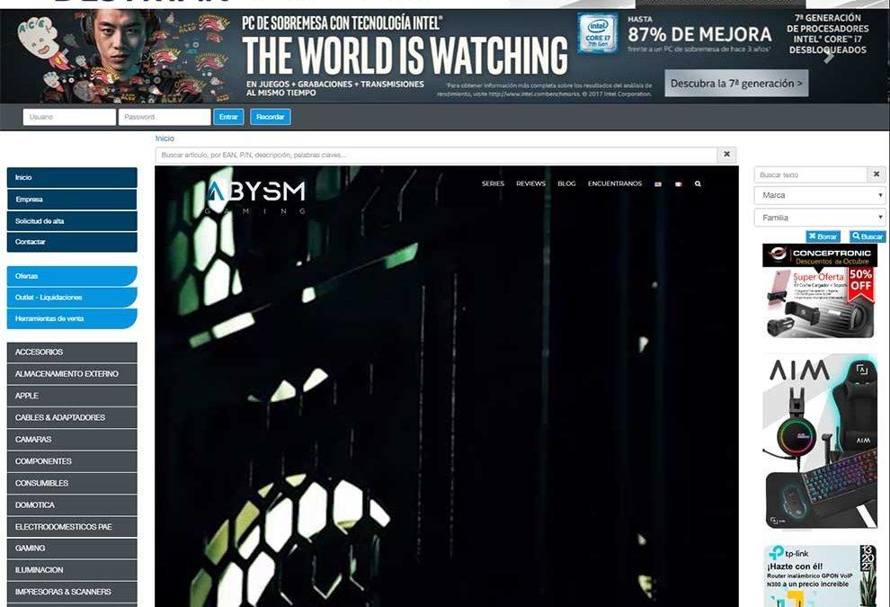 Abysm y Desyman firman un acuerdo de colaboración