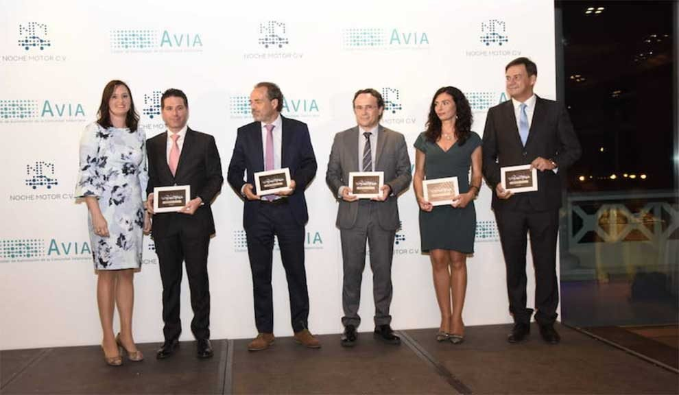 ekon patrocina por tercer año consecutivo la Noche del Motor de la Comunidad Valenciana, organizada por AVIA