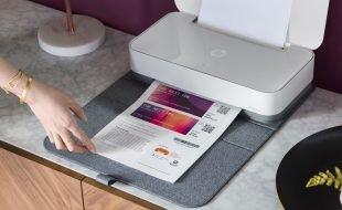 impresora inteligente HP Tango