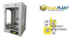 impresoras FDM profesionales de hasta 30x30x50 cm