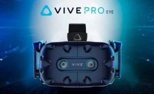 Las Vive Pro Eye son el próximo gran paso para la realidad virtual