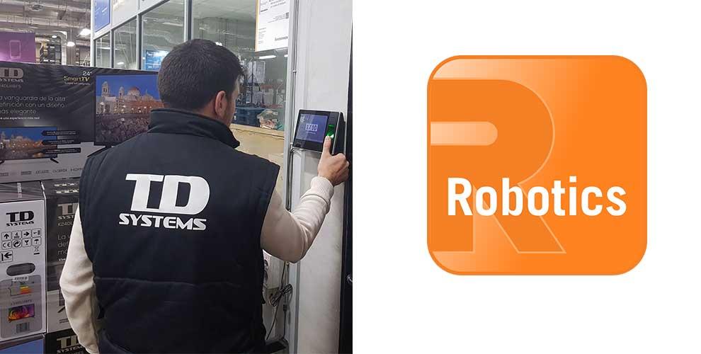 El distribuidor mayorista de tecnología Teduinsa confía en Robotics y en sus soluciones de gestión horaria