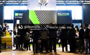 globomatik en el Roquetas Gaming Show