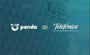 PAnda Security forma con telefonica