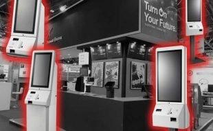 Posiflex presenta nuevos kioskos