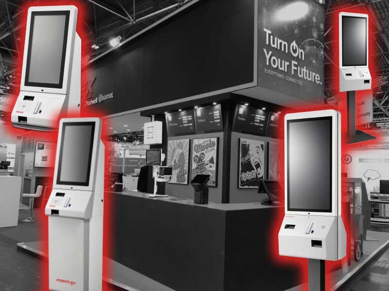 Nuevos kioskos de Posiflex en Eurocis