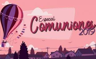 comuniones 2019 en Globomatik