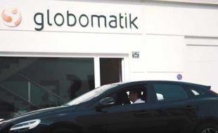 Globomatik hace entrega de un Volvo al ganador de su última campaña