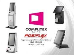 Posiflex estará en Computex