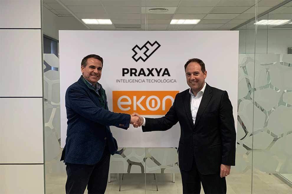 • Víctor Rubio Gómez, CEO de PRAXYA