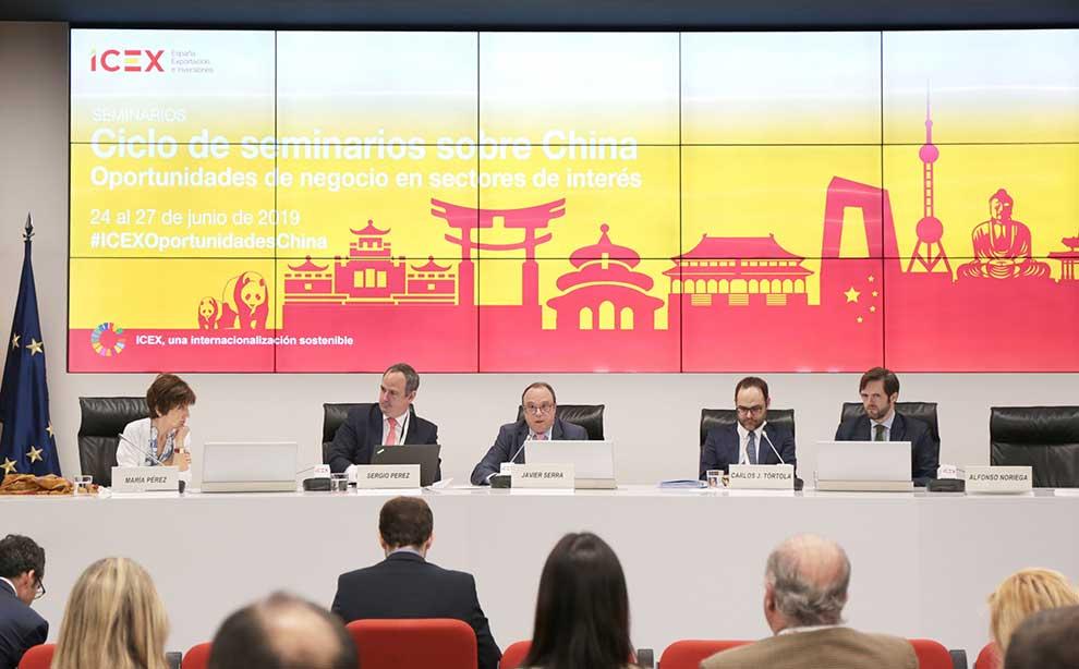 El comercio electrónico y la tecnología 5G en China, grandes oportunidades en un seminario de ICEX