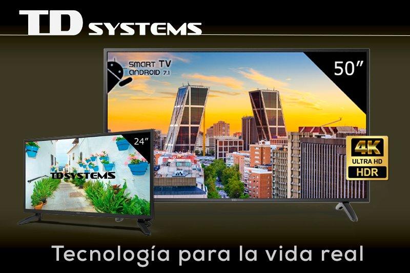 TD Systems, la marca española cada vez mas conocida