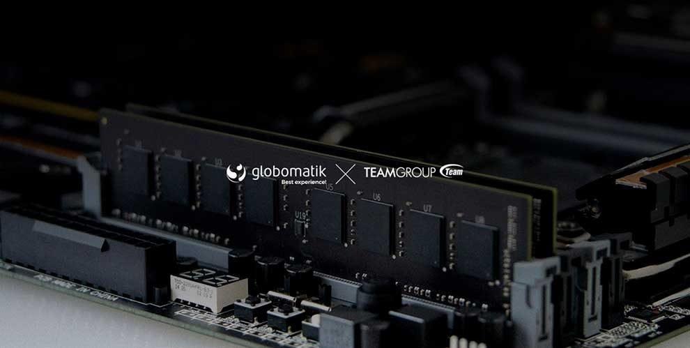 globomatik incorpora a teamgroup