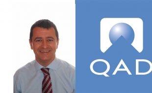 QAD nombra a Juan Valderas como director de desarrollo de negocio