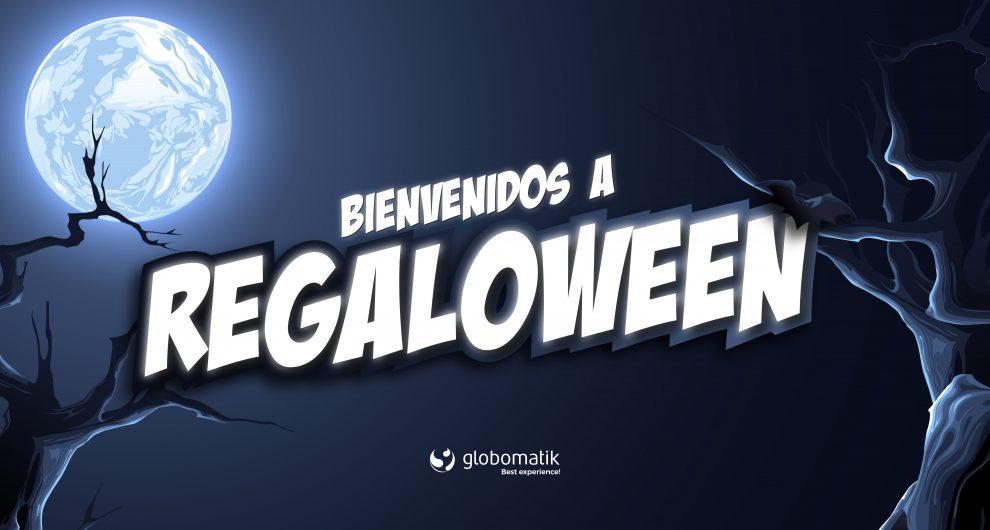 Globomatik reparte regalos en Halloween