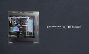 Acuerdo mayorista informatica Globomatik con Thermaltake