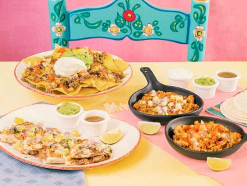 VIPS sienta a México a la mesa