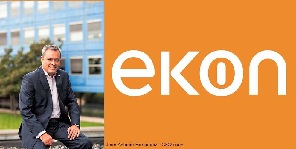 """Entrevista a Juan Antonio Fernández (CEO de Ekon): """"Estamos evolucionando junto a nuestros clientes"""""""