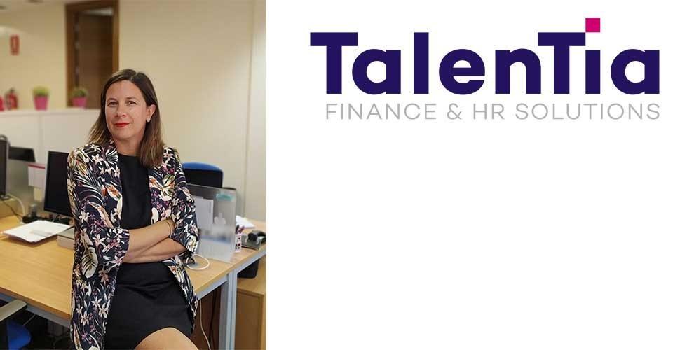 Talentia Software nombra a María Aguilar como Key Account Manager para su filial de España