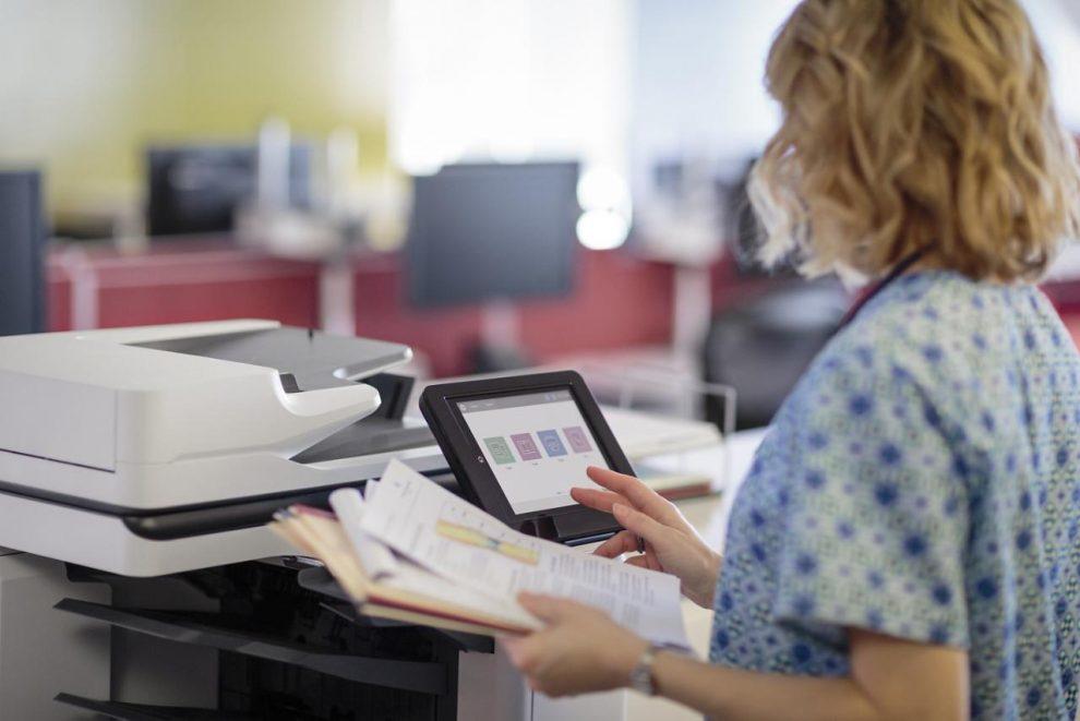 HP reinventa los equipos de impresión dirigidos a los nuevos espacios de trabajo