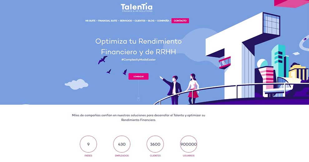 Talenta Software RRHH