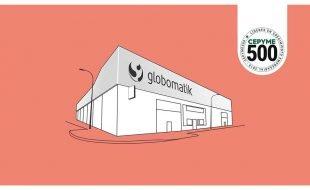 globomatik renueva el sello de CEPYME 500