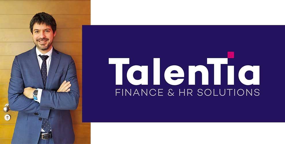 Talentia Software nombra a Antonio Sánchez como Sales Manager