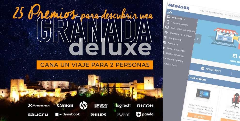 Promocion Megasur Granada deluxe