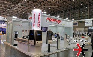 Nuevos Kioskos Posiflex en Euroshop