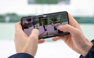Arranca la Snowbot Battle de OnePlus, el primer combate 5G de la historia entre humanos y robots