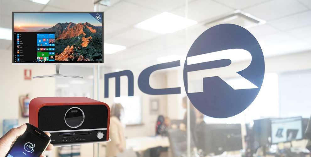 MCR distribuye Schenider
