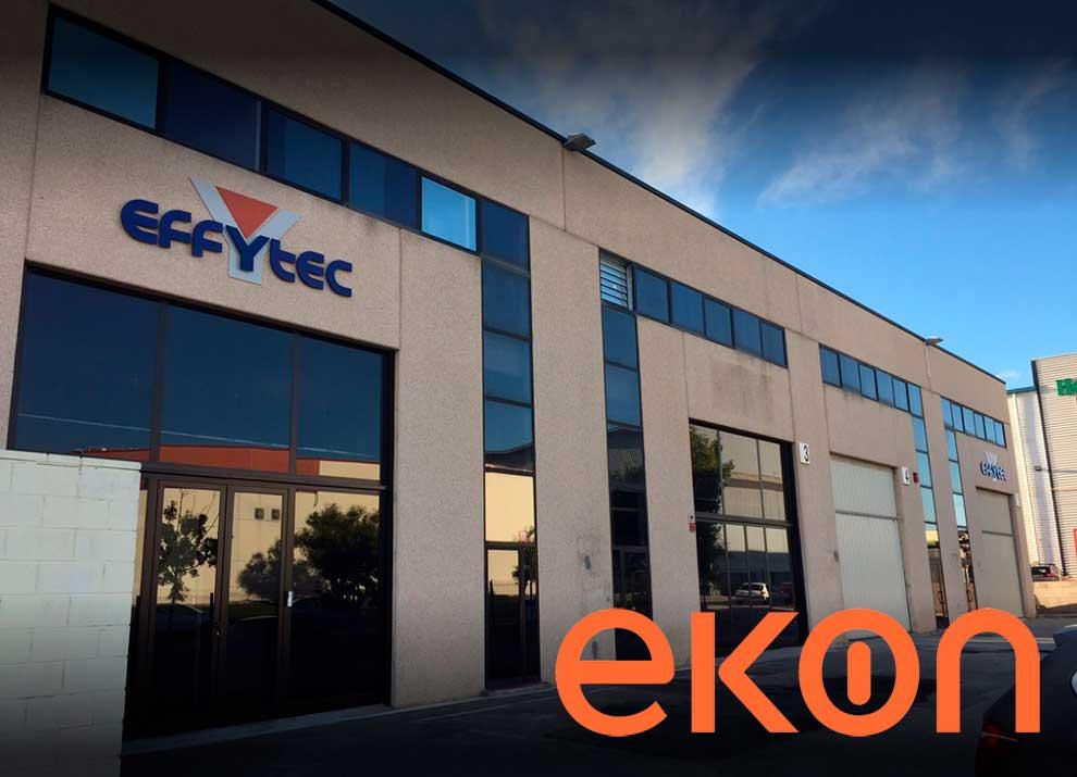 Effytec obtiene mayor información en tiempo real