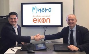 ekon firma acuerdo con Muevo
