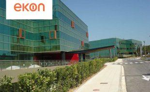 Ekon traslada su sede corporativa