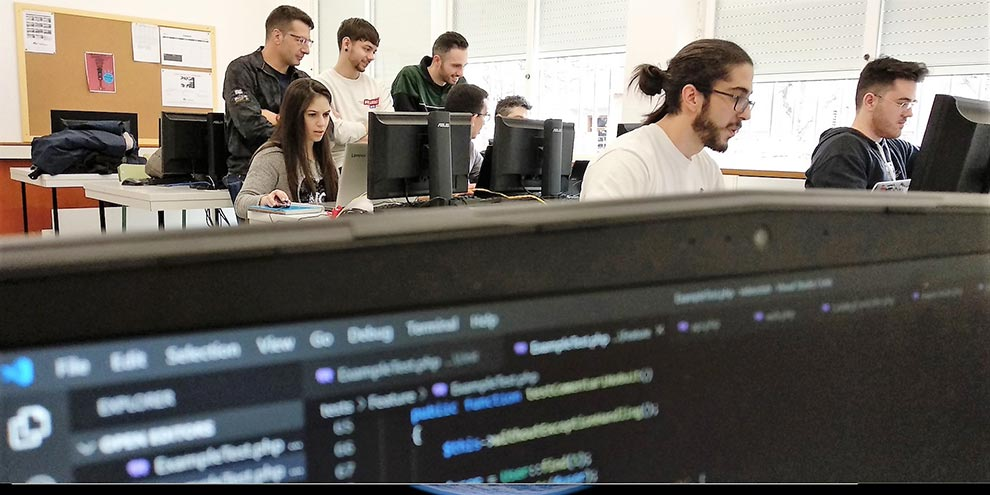 Estudiantes de Grado Superior de Diseño de Aplicaciones Web utilizan Ekon Cloud para formarse en sistemas de gestión empresarial