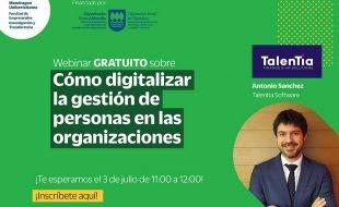 Talentia Software y la Universidad de Mondragón organizan un webinar