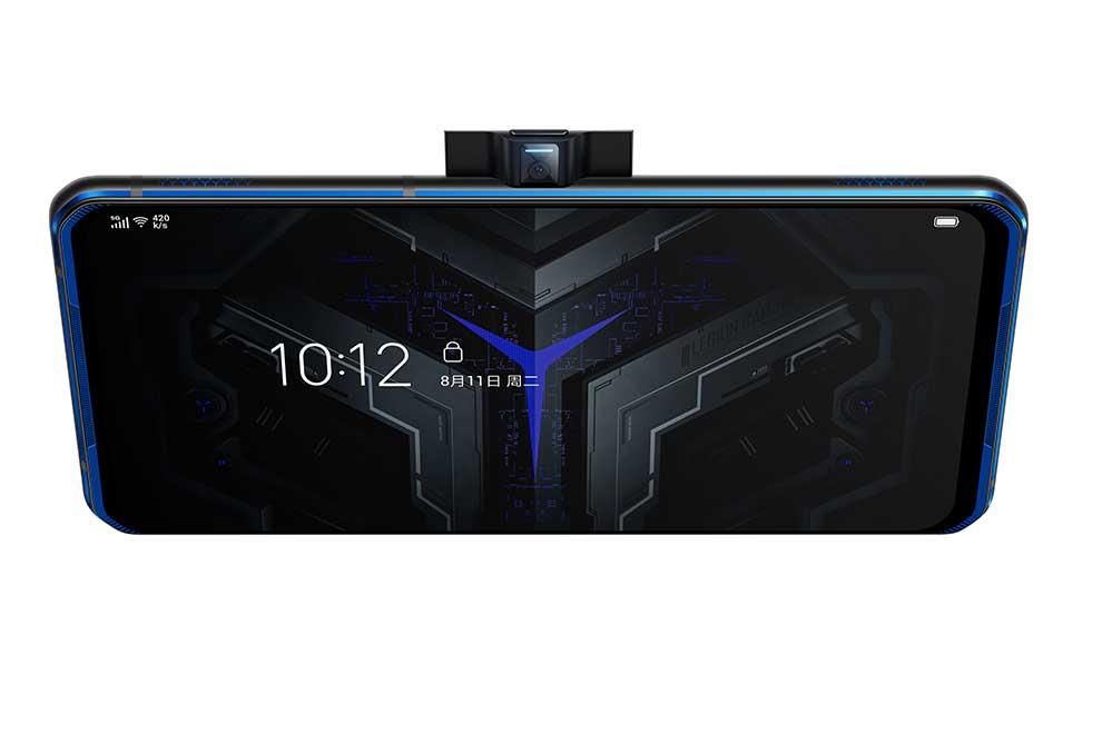 Presentación del Lenovo Legion™ Phone Duel