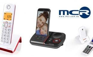 MCR firma con Alcatel y Swissvoice