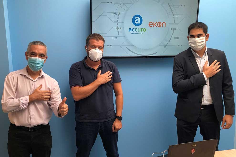 La madrileña Accuro Technology se incorpora al club de partners de Ekon