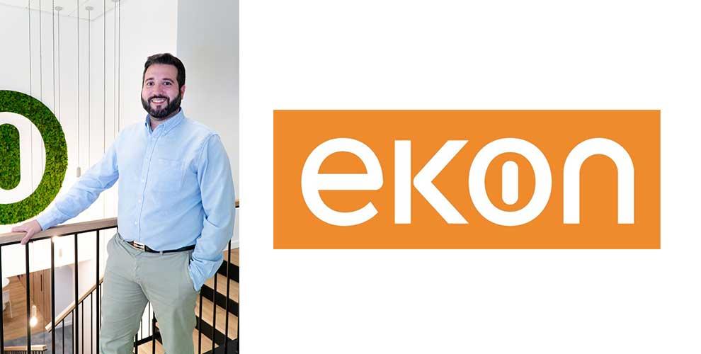 Roberto González Merino se incorpora a Ekon